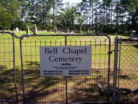*BELL CHAPEL,  - Ouachita County, Arkansas |  *BELL CHAPEL - Arkansas Gravestone Photos
