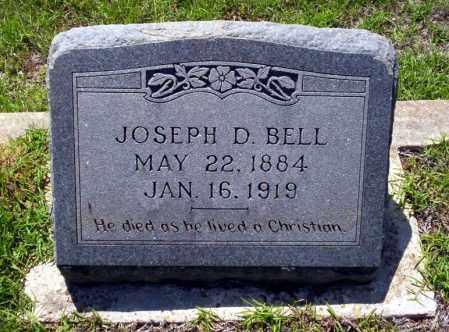 BELL, JOSEPH DUDLEY - Ouachita County, Arkansas   JOSEPH DUDLEY BELL - Arkansas Gravestone Photos