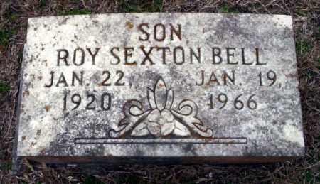 BELL, ROY SEXTON - Ouachita County, Arkansas | ROY SEXTON BELL - Arkansas Gravestone Photos