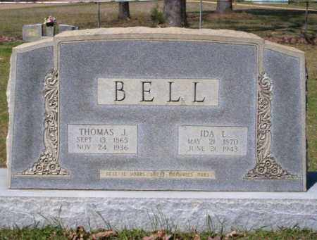BELL, IDA  - Ouachita County, Arkansas | IDA  BELL - Arkansas Gravestone Photos