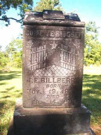 BILLBERRY, JORDAN E - Ouachita County, Arkansas | JORDAN E BILLBERRY - Arkansas Gravestone Photos
