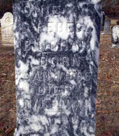 BINGHAM, ONIE REBECCA - Ouachita County, Arkansas   ONIE REBECCA BINGHAM - Arkansas Gravestone Photos