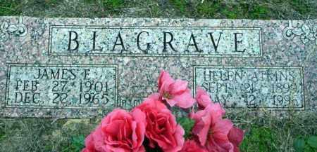 BLAGRAVE, HELEN - Ouachita County, Arkansas   HELEN BLAGRAVE - Arkansas Gravestone Photos
