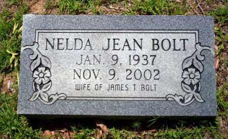 PERRY BOLT, NELDA JEAN - Ouachita County, Arkansas | NELDA JEAN PERRY BOLT - Arkansas Gravestone Photos