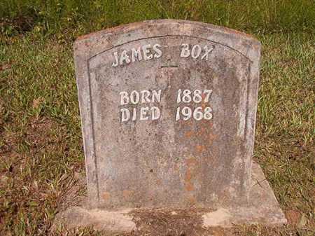 BOX, JAMES - Ouachita County, Arkansas | JAMES BOX - Arkansas Gravestone Photos