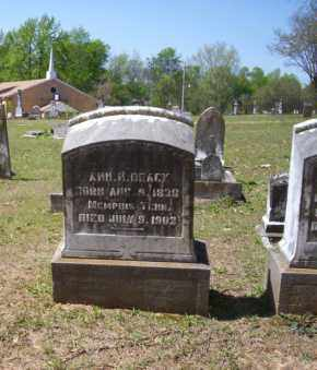 BRACY, ANN - Ouachita County, Arkansas | ANN BRACY - Arkansas Gravestone Photos
