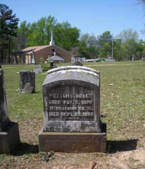 BRACY, WILLIAM F - Ouachita County, Arkansas | WILLIAM F BRACY - Arkansas Gravestone Photos