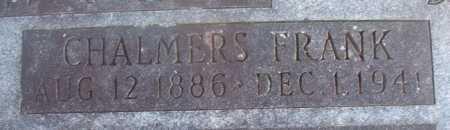 BREWIES, CHALMERS FRANK - Ouachita County, Arkansas | CHALMERS FRANK BREWIES - Arkansas Gravestone Photos