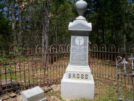 BROSS, WILLIAM - Ouachita County, Arkansas | WILLIAM BROSS - Arkansas Gravestone Photos