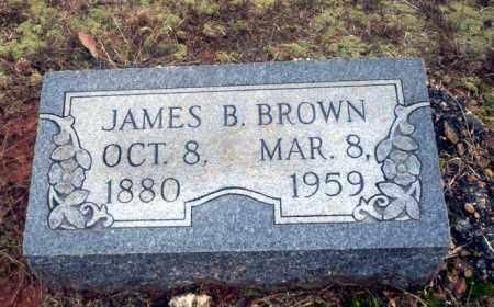 BROWN, JAMES B - Ouachita County, Arkansas | JAMES B BROWN - Arkansas Gravestone Photos