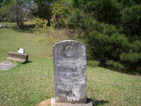 BRUMMETT, MAJOR A - Ouachita County, Arkansas | MAJOR A BRUMMETT - Arkansas Gravestone Photos