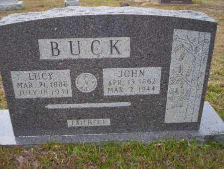 BUCK, JOHN - Ouachita County, Arkansas | JOHN BUCK - Arkansas Gravestone Photos