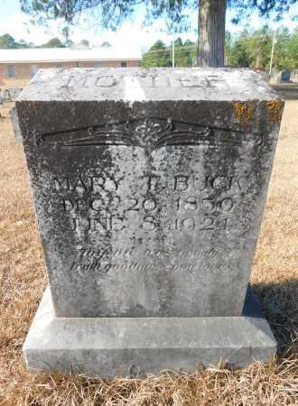 BUCK, MARY T - Ouachita County, Arkansas | MARY T BUCK - Arkansas Gravestone Photos