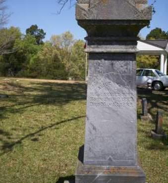 BUNN, ALICE MAY - Ouachita County, Arkansas | ALICE MAY BUNN - Arkansas Gravestone Photos