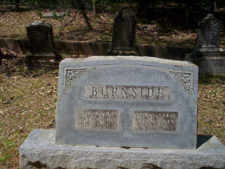 BURNSIDE, VIRGINIA - Ouachita County, Arkansas | VIRGINIA BURNSIDE - Arkansas Gravestone Photos
