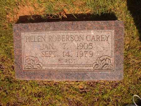 CAREY, HELEN - Ouachita County, Arkansas | HELEN CAREY - Arkansas Gravestone Photos