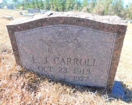 CARROLL, L.J. - Ouachita County, Arkansas   L.J. CARROLL - Arkansas Gravestone Photos