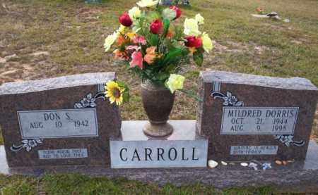 CARROLL, MILDRED - Ouachita County, Arkansas | MILDRED CARROLL - Arkansas Gravestone Photos