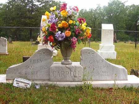 CARROLL, GRACE - Ouachita County, Arkansas | GRACE CARROLL - Arkansas Gravestone Photos