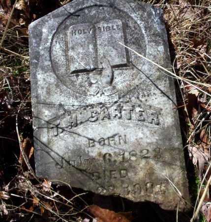 CARTER, T.H. - Ouachita County, Arkansas | T.H. CARTER - Arkansas Gravestone Photos