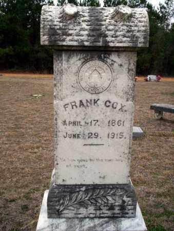 COX, FRANK - Ouachita County, Arkansas | FRANK COX - Arkansas Gravestone Photos