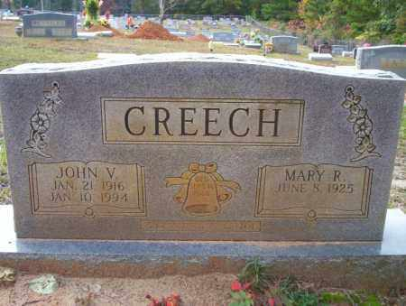 CREECH, JOHN V - Ouachita County, Arkansas | JOHN V CREECH - Arkansas Gravestone Photos