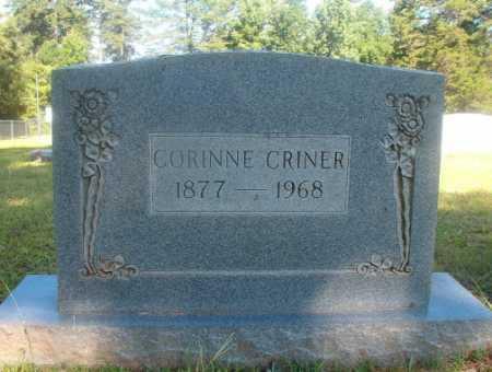 CRINER, CORINNE - Ouachita County, Arkansas | CORINNE CRINER - Arkansas Gravestone Photos