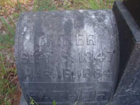 CRINER, WILLIAM C - Ouachita County, Arkansas | WILLIAM C CRINER - Arkansas Gravestone Photos