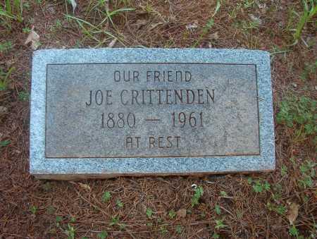 CRITTENDEN, JOE - Ouachita County, Arkansas | JOE CRITTENDEN - Arkansas Gravestone Photos
