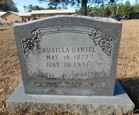 DANIEL, DRUSILLA - Ouachita County, Arkansas   DRUSILLA DANIEL - Arkansas Gravestone Photos