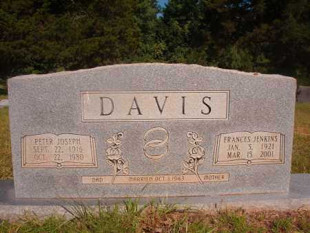 DAVIS, PETER JOSEPH - Ouachita County, Arkansas | PETER JOSEPH DAVIS - Arkansas Gravestone Photos
