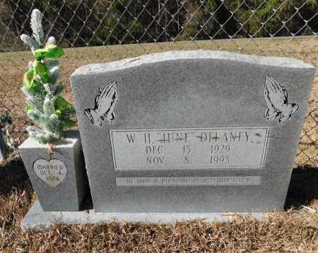 "DELANEY, W.H. ""JUNE"" - Ouachita County, Arkansas | W.H. ""JUNE"" DELANEY - Arkansas Gravestone Photos"
