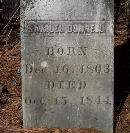 DONNELL, SAMUEL - Ouachita County, Arkansas | SAMUEL DONNELL - Arkansas Gravestone Photos
