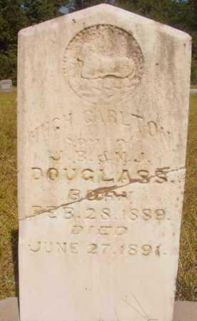 DOUGLASS, HUGH CARLTON - Ouachita County, Arkansas | HUGH CARLTON DOUGLASS - Arkansas Gravestone Photos