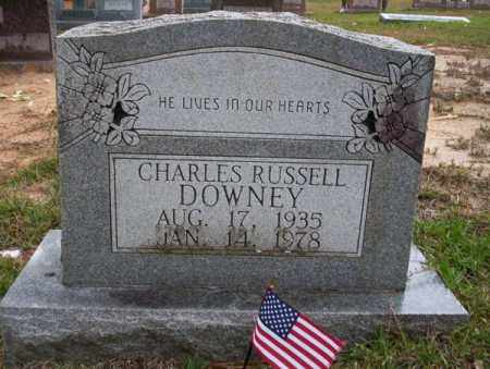 DOWNEY, CHARLES RUSSELL - Ouachita County, Arkansas | CHARLES RUSSELL DOWNEY - Arkansas Gravestone Photos