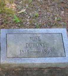 DUMONT, MIKE - Ouachita County, Arkansas   MIKE DUMONT - Arkansas Gravestone Photos