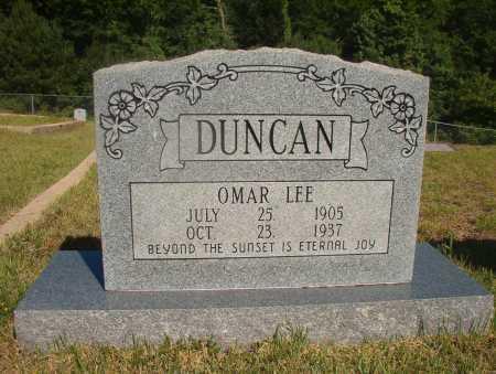 DUNCAN, OMAR LEE - Ouachita County, Arkansas | OMAR LEE DUNCAN - Arkansas Gravestone Photos