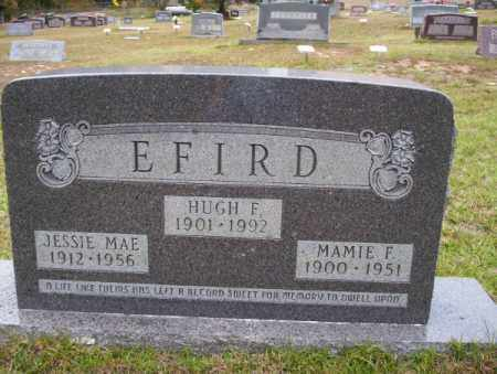 EFIRD, MAMIE F - Ouachita County, Arkansas | MAMIE F EFIRD - Arkansas Gravestone Photos