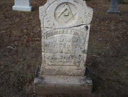 EVANS, JAMES A - Ouachita County, Arkansas | JAMES A EVANS - Arkansas Gravestone Photos
