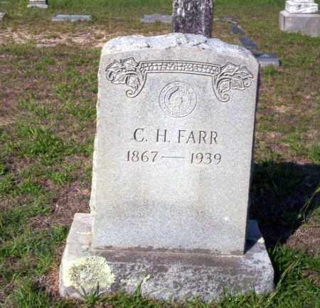 FARR, C.H. - Ouachita County, Arkansas | C.H. FARR - Arkansas Gravestone Photos