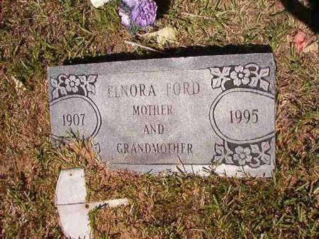 FORD, ELNORA - Ouachita County, Arkansas | ELNORA FORD - Arkansas Gravestone Photos