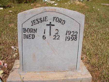 FORD, JESSIE - Ouachita County, Arkansas | JESSIE FORD - Arkansas Gravestone Photos