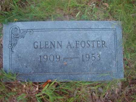 FOSTER, GLENN A - Ouachita County, Arkansas   GLENN A FOSTER - Arkansas Gravestone Photos
