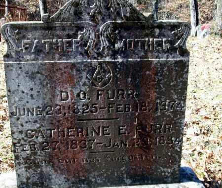 FURR, D.O. - Ouachita County, Arkansas | D.O. FURR - Arkansas Gravestone Photos