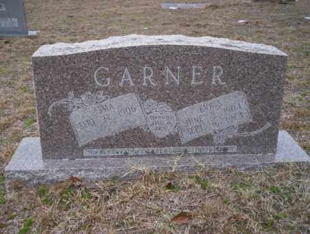 GARNER, EVE S - Ouachita County, Arkansas   EVE S GARNER - Arkansas Gravestone Photos
