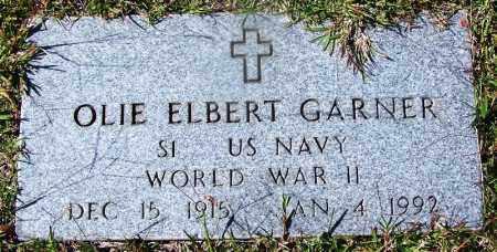 GARNER (VETERAN WWII), OLIE ELBERT - Ouachita County, Arkansas | OLIE ELBERT GARNER (VETERAN WWII) - Arkansas Gravestone Photos