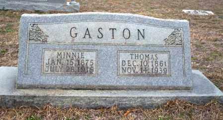 GASTON, THOMAS - Ouachita County, Arkansas | THOMAS GASTON - Arkansas Gravestone Photos
