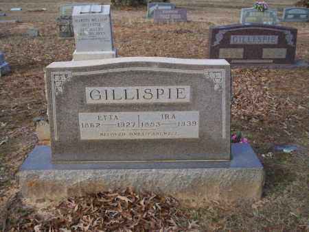 GILLESPIE, IRA - Ouachita County, Arkansas | IRA GILLESPIE - Arkansas Gravestone Photos