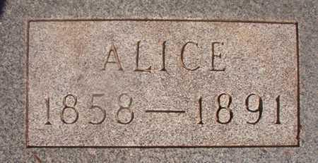 GRIMMETT, ALICE - Ouachita County, Arkansas | ALICE GRIMMETT - Arkansas Gravestone Photos