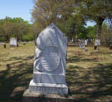 GRINSTEAD (VETERAN CSA), HIRAM L - Ouachita County, Arkansas   HIRAM L GRINSTEAD (VETERAN CSA) - Arkansas Gravestone Photos